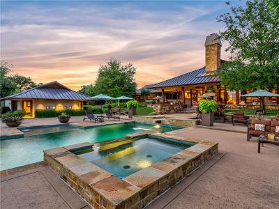 Colleyville Single Family Home For Sale: 4808 Bill Simmons Road