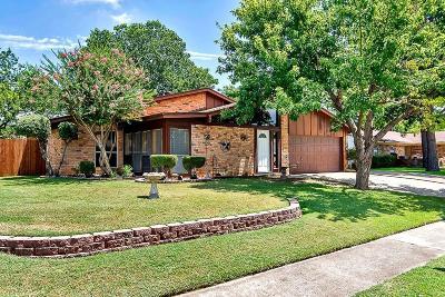 Keller Single Family Home Active Option Contract: 325 Anita Avenue