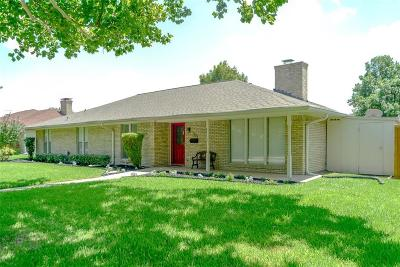 Carrollton Single Family Home For Sale: 1620 Valleycrest Lane