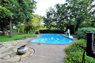 Crandall, Combine Single Family Home Active Option Contract: 645 Fm 1389 N