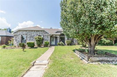 Allen Single Family Home Active Option Contract: 1543 Edelweiss Drive