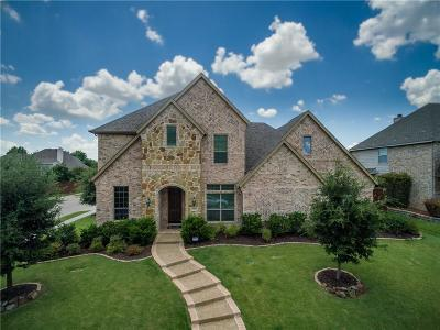 Plano TX Single Family Home Active Option Contract: $597,500