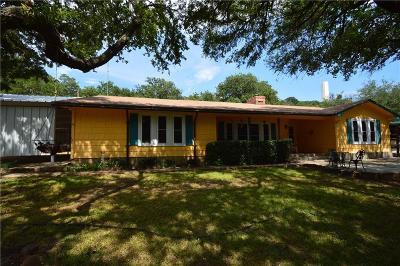 Gordon Single Family Home For Sale: 7692 Fm 2692