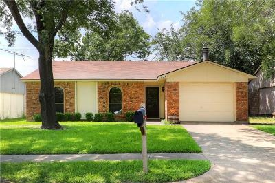 Allen Single Family Home For Sale: 724 Rolling Ridge Drive