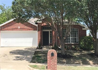 Saginaw Single Family Home For Sale: 816 Silverbrook Drive