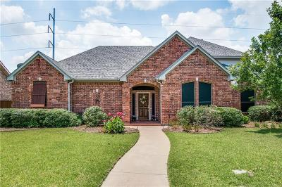 Denton Single Family Home For Sale: 3800 Deer Forest Drive