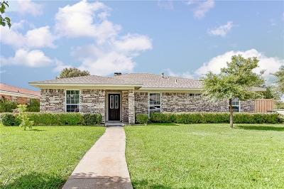 Garland Single Family Home For Sale: 2134 Homestead Place