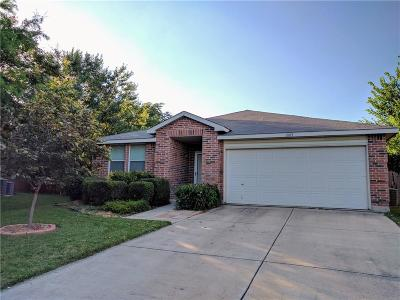 Fort Worth Single Family Home For Sale: 1809 Riverchase Lane