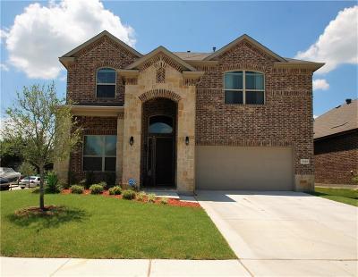 Denton Single Family Home For Sale: 3324 Casa Grande Drive
