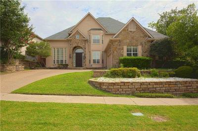 Garland Single Family Home For Sale: 2518 Spring Hill Lane
