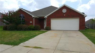 Celina Single Family Home For Sale: 950 W Bois D Arc Street