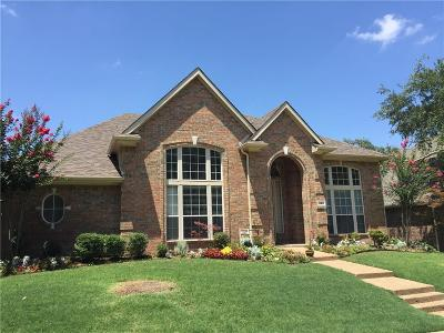 Garland Single Family Home For Sale: 329 Rivercove Drive