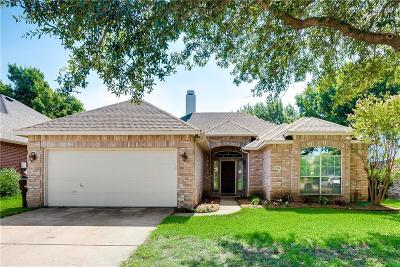 Plano Single Family Home Active Option Contract: 7916 Hartsfield Drive