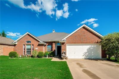Terrell Single Family Home For Sale: 152 Lexington Drive