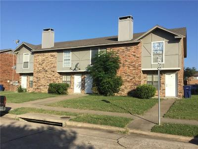 Garland Multi Family Home For Sale: 2817 Wimbledon Court