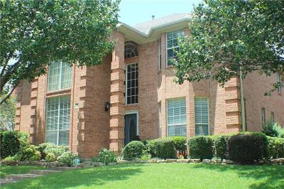 Garland Single Family Home For Sale: 2905 Willow Ridge Drive