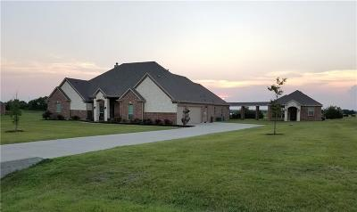 Rockwall Single Family Home For Sale: 824 Chisholm Ridge Drive
