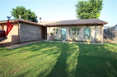 Allen Single Family Home For Sale: 1003 Bell Drive