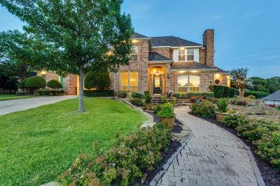 Colleyville Single Family Home For Sale: 4703 Summit Hill Court