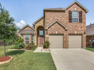 Lewisville Single Family Home For Sale: 1417 Wellesley Drive
