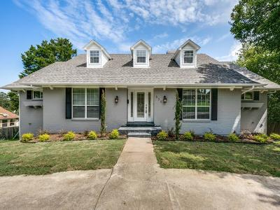 Dallas Single Family Home For Sale: 635 Parkwood Drive