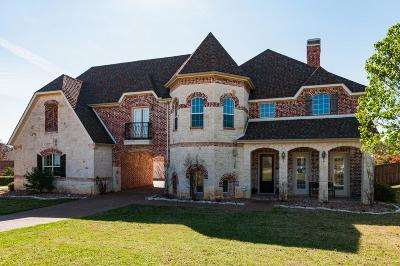 Keller Single Family Home For Sale: 1301 Briar Ridge Drive