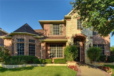Frisco Single Family Home Active Option Contract: 11958 Terrazzo Lane