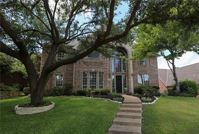 Coppell Single Family Home For Sale: 970 Hummingbird Drive