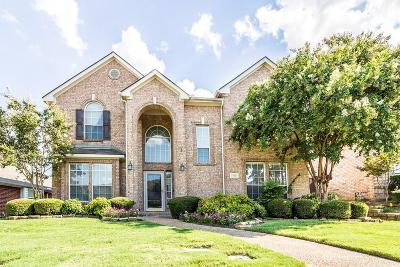 Lewisville Single Family Home For Sale: 460 Crestview Point Drive
