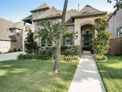 Grapevine Single Family Home For Sale: 1031 Lavon Drive