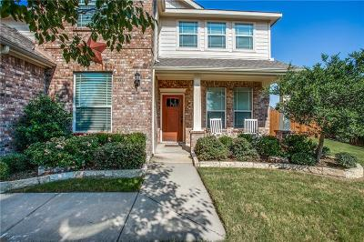 Fort Worth TX Single Family Home For Sale: $328,000