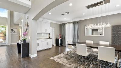 Plano Single Family Home Active Option Contract: 4535 Oak Shores Drive