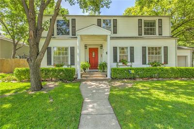 Weatherford Single Family Home For Sale: 317 W Josephine Street
