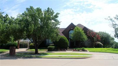 Colleyville Single Family Home For Sale: 6901 Meade Drive