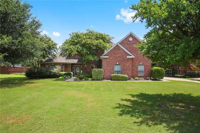 Waxahachie Single Family Home For Sale: 206 Spring Grove Drive