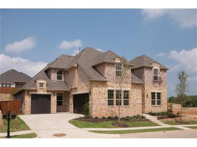 Creekside At Colleyville Single Family Home For Sale: 4012 Lombardy Court