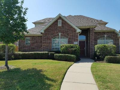 Frisco Single Family Home For Sale: 957 Crystal Lake Drive