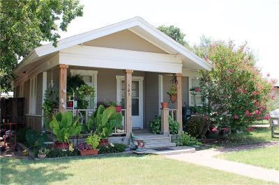 Eastland County Single Family Home For Sale: 503 W 1st Street