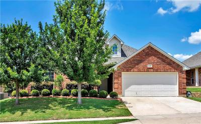 Fort Worth TX Single Family Home Active Option Contract: $242,000