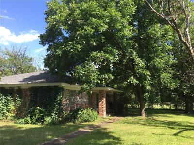 Stephenville Single Family Home For Sale: 2789 S Us Highway 281 Highway S