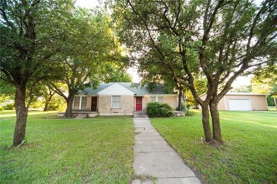 Melissa Single Family Home Active Option Contract: 3213 N Central Street