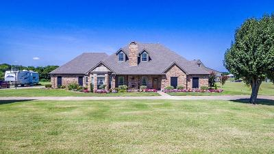Rockwall Single Family Home For Sale: 1880 Jordan Lane