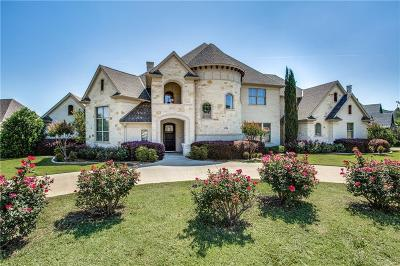 Denton Single Family Home For Sale: 3509 Falcon Court