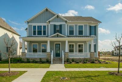 Frisco Single Family Home For Sale: 7648 Traveller Street