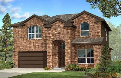 Fort Worth TX Single Family Home For Sale: $280,885