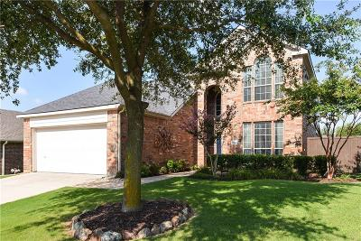 McKinney Single Family Home Active Contingent: 2500 Canyon Bay