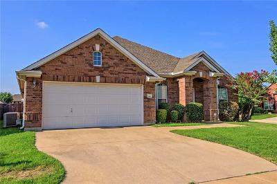 Fort Worth Single Family Home For Sale: 4000 Elmgreen Drive