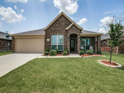 Prosper Single Family Home Active Contingent: 930 English Ivy Drive