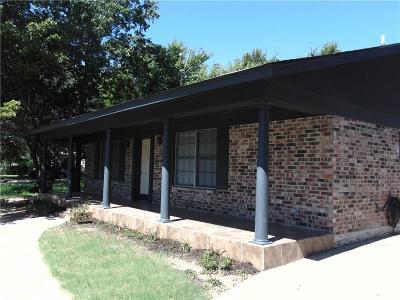 Somervell County Single Family Home For Sale: 700 SW Barnard Street