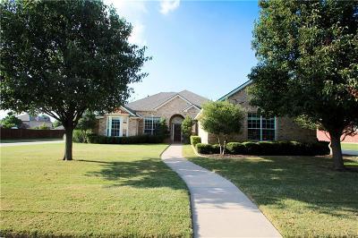 Corinth Single Family Home For Sale: 3401 Danbury Circle